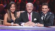 "It was the night of perfect scores on ""Dancing With the Stars."" The judges were mighty generous."