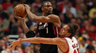 — He has heard it all the past few years. Chris Bosh has heard he's too soft and doesn't rebound enough. He's been called the Third Wheel and the half in Two-and-a-Half Men.