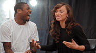 "It's semifinals week on ""Dancing with the Stars,"" and Jacoby Jones and Karina Smirnoff had two dances this week: Argentine Tango and Lindy Hop (chosen by Twitter users)."
