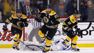Bruins Beat Maple Leafs