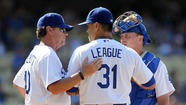 Dodgers, Brandon League