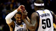 NBA playoffs: Grizzlies hang tough to beat Thunder, 103-97 in OT