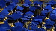 The future looks promising for the class of 2013 in the Anchorage School District with thousands of students graduating this week at the Sullivan Arena. ASD says more than 3,200 seniors have been offered $44 million in scholarships and awards from local and national universities, companies and organizations.