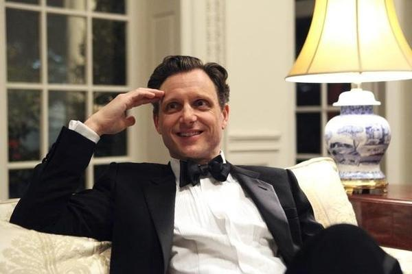 "Tony Goldwyn as President Fitzgerald Grant in a scene from ""Scandal."""