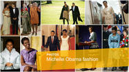 Photos: Michelle Obama, fashion icon