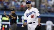 Having finished their season's business at home with the Miami Marlins, the Dodgers returned to the major league portion of their schedule Monday against the Washington Nationals.
