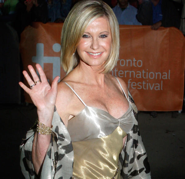 "Australian singer Olivia Newton-John, 64, was diagnosed in 1992 and underwent a partial mastectomy and chemotherapy. Her 2005 album, ""Stronger than Before"" promoted breast cancer awareness. She also introduced the ""Olivia Breast Self-Exam Kit"" and helped build the Olivia Newton-John Cancer Centre in her native Melbourne, Australia."