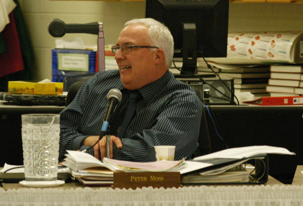 """Boyne City Public Schools Superintendent Peter Moss revealed to the board of education Monday a plan that would allow the district to continue to employ custodial staff rather than switching to a private firm. The plan would mean less hours of cleaning in the district's four buildings. """"We need to watch the quality, we have a lot of nice facilities,"""" said Moss. """"(The staff) feel confident they can do it. My suggestion is to reevaluate it a year from now. We have to keep our options open, but we can go from there."""""""