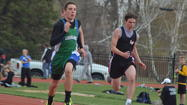 Pretty Prairie hosted the HOPL league track meet on Thursday. The Bulldog boys won the title and the Norwich girls ran away from the rest of the league.