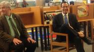 Governor Visits Gaffney School