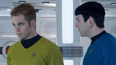 'Star Trek Into Darkness' boldly goes where we've gone before, but it's fun voyage ★★★ 1/2