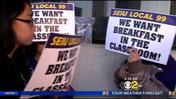 LAUSD Board Of Education To Vote On Controversial 'Breakfast In The Classroom' Program