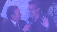 Fox Sports reporter 'congratulates' Matthew Perry on his TV show being canceled