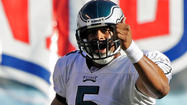 Former NFL quarterback Donovan McNabb plans to officially retire in September as a member of the Philadelphia Eagles, he said on his NBC Sports Radio show Monday night.