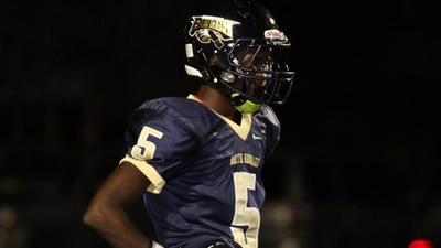 WR Chris Taylor commits to Duke