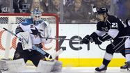 The Kings and the San Jose Sharks open their Stanley Cup playoff series Tuesday night at Staples Center.