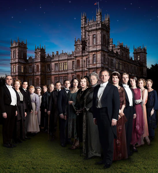 """Downton Abbey"" will return to PBS on Jan. 5 with several new faces to replace those from Season 3 (pictured)."