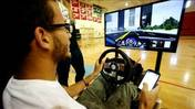 <b>Video:</b> Simulators help Colonial High students get behind no text and drive pledge