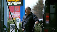 Gas prices in Anchorage are climbing again.