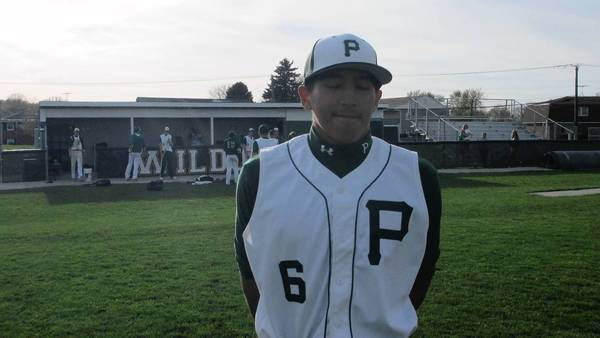 Plainfields Central's Thomas Aguilar