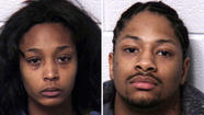 Two people charged with celebrating a woman's 19<sup>t</sup><sup>h</sup> birthday by firing a stolen handgun from a car while speeding through Bethlehem will plead guilty to some of the charges, according to court testimony Tuesday.