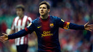MADRID (Reuters) - Barcelona forward Lionel Messi is likely to miss the rest of the La Liga season after tests showed he had aggravated a hamstring injury but he should have recovered in time to captain Argentina in two World Cup qualifiers next month.