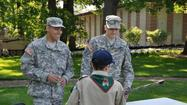 The First Division Museum at Cantigny Park invites families to celebrate Armed Forces Day on Saturday, May 18, from 10 am to 4 pm.
