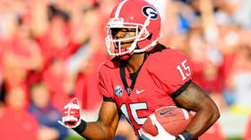 Ravens add undrafted Georgia wide receiver Marlon Brown, cut Gerrard Sheppard