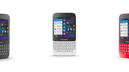 BlackBerry announced its third new device of 2013, a low-cost smartphone with a physical keyboard.