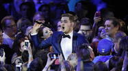 New Chicago concerts on sale: Michael Buble, Robert Plant, Fun, Iron and Wine