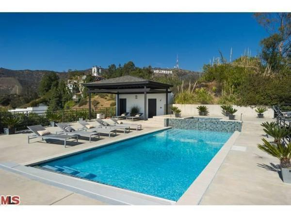Nuno Bettencourt buys Hollywood Hills hosue