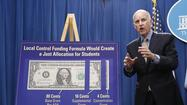 SACRAMENTO -- Reaction to the budget plan unveiled by Gov. Jerry Brown on Tuesday was generally positive.