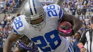 Former Dallas Cowboys running back Felix Jones signed with the Philadelphia Eagles on Tuesday.