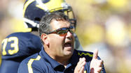 Michigan athletic director Dave Brandon had no problem with how coach Brady Hoke described Notre Dame's decision to end its football series with the Wolverines.