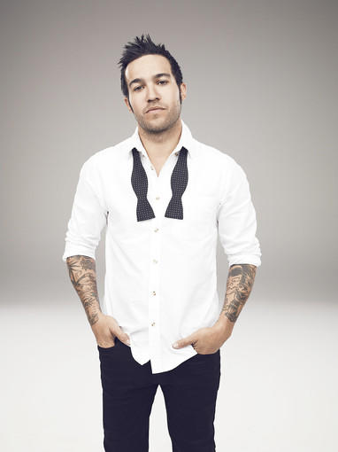 Fall Out Boy member Pete Wentz says that one of his favorite vacation spots is his parents' lake house in Vermont.
