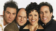 "Fifteen years ago today, ""Seinfeld"" signed off for the last time. It averaged a staggering 76.3 million viewers, per Nielsen estimates, at the time the sixth-most-watched entertainment event (excluding Super Bowls) ever."