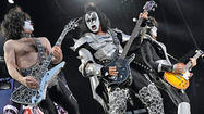 KISS Tinkering with New Stage Show