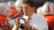 Miami's Al Golden is excited for his program, but knows that things won't return to normal until the NCAA investigation is finally over.