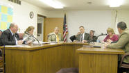 The Nicholasville City Commission passed the first reading of an ordinance that would require hotels and motels operating inside the city limits to turn over their customers' information at the request of the Nicholasville public safety officials.