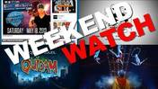 Weekend Watch: Quidam, BarCamp Orlando, Bret Michaels concert