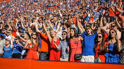 UF football games against FSU, Tennessee sold out