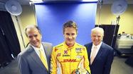 Fresh from launching its name coast-to-coast, AutoNation is starting its first nationwide drive for charity: a push to fight cancer, working with South Florida's IndyCar champion Ryan Hunter-Reay.