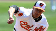 Orioles executive vice president Dan Duquette said Tuesday that pitching prospect Kevin Gausman is not a candidate to fill the team's two vacant starting pitcher spots over the next week.