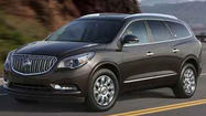 The 2013 Buick Enclave's updates are the most significant since the full-size premium crossover SUV emerged as a 2008 model. Even so, the Enclave's redesign is mild and features new front styling and a revised instrument panel with new technology, as well as ride and handling updates.