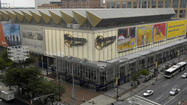 For a decade, 1st Mariner's name adorned the Baltimore arena, but now the bank's parent company says it does not plan to bid for naming rights that expired last year.