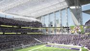 Vikings unveil plans for new stadium due in 2016