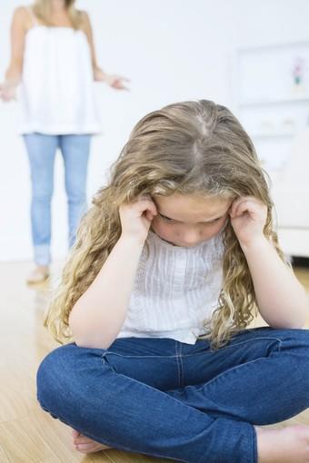 Daughter's self-hate