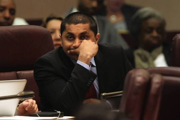Ald. Ameya Pawar, 47th, is among the City Council members advocating the creation of an office to analyze contract proposals, such as the parking meter deal.