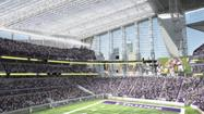 Photos: The Vikings' new stadium