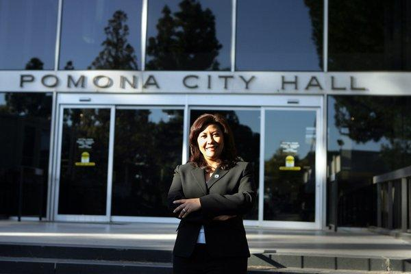 Assemblywoman Norma Torres, the former mayor of Pomona, has won a seat in the state Senate.
